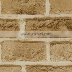 Brick Wall Mural Removable Wallpaper home office decor poster self adhesive P1072-3