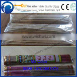 Automatic Stick Incense packing machine incense auto count and sealing machine
