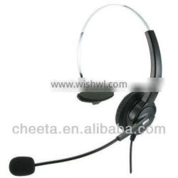 call centre headset base