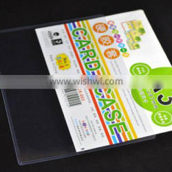 0.4mm PVC Card Case ESD For Special Using