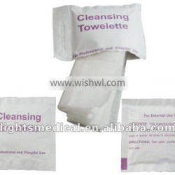 Alcohol cleansing pad L 17
