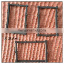 Heat resistant silicone gasket