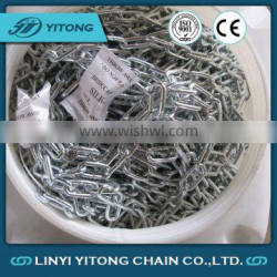 Australian Standard Welded Hardware Long Link Chain