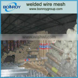 1/4 inch pvc coated welded wire mesh