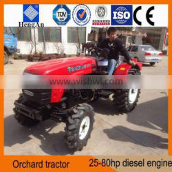 25-80hp orchard tactor