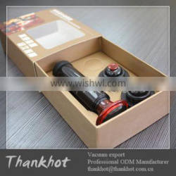 Vacuum wine pump with gift box for business