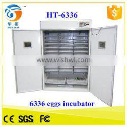 Professional design good quality 6000eggs full automatic humidity control chicken egg incubator for sale