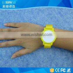 promotional waterproof 915Mhz nfc medical bracelet
