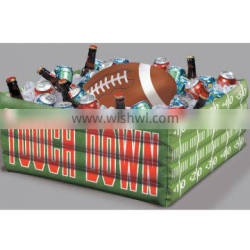 Inflatable Football sports Cooler