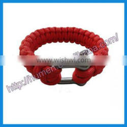 Colorful plastic bracelet hot sell