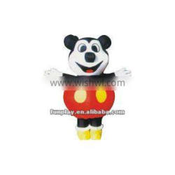 2012 wholesale inflatable cartoon characters