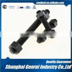 ISO Black Screw Bolt Making Machine Price Double Sided Screw Bolt