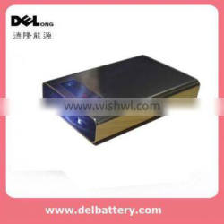 High capacity 15000mah portable charger rechargeable li-ion battery power bank