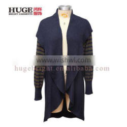 Long Sleeve Casual Wearing Sweater Womens Cardigan