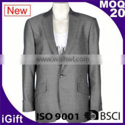 Factory wholesale top class french suit for men
