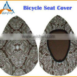 Promotional Gifts Polyester Bike Seat Cover Polyester china supplier