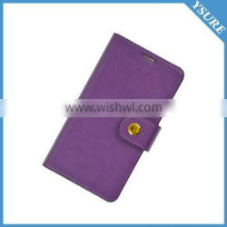 4 Colours Genuine Leather Phone Flip Case For lenovo a660