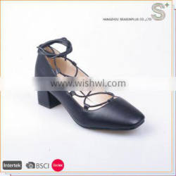 Casual shoes manufacture ghillie womens shoes spring 2016
