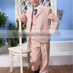 Best selling ! 2012 comfortable new fashion boys linen suit
