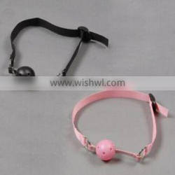 Exciting Mouth Ball Harness Bondage Restraints Adult Sex Toys TooL HK020