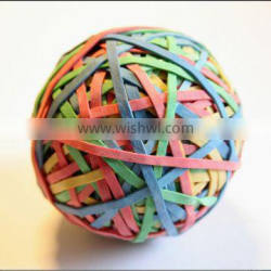 High Quality Colored Silicone Rubber Ball , Silicone Rubber Ball Made In Thailand