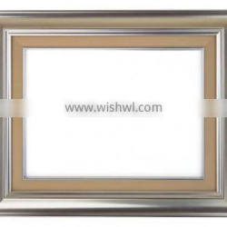 Beautiful designed polished aluminum led photo frame