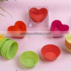 2014 Fashion new design silicone baking molds