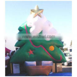 outdoor decoration inflatable christmas tree for sale