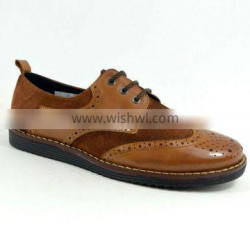 2013 new fashion leather shoes