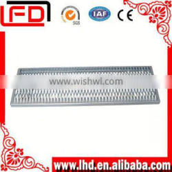 galvanized outdoor steel grating for oil fields