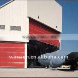 Industry fold up gate high speed remote control