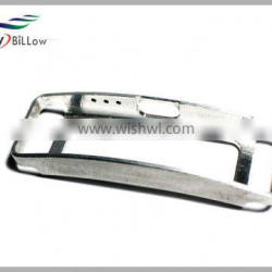 CNC drilling/cnc machining/cnc turning aluminum and steel parts from Kwonglung