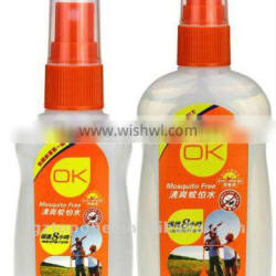 120ml Hot Sell Good Effect Mosquito Repellent Water