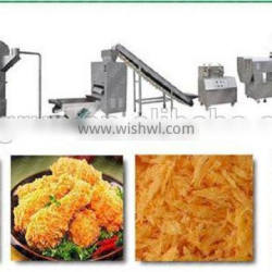 Automatic panko japanese bread crumbs food production line
