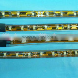 LED light strip waterproof with Double side glue-30leds/meter