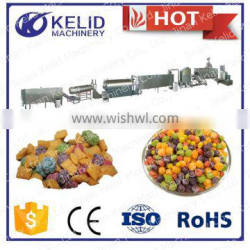 new factory price breakfast cereal production line