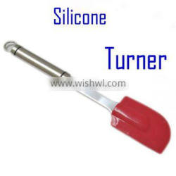 12-Inch Featured Silicone Turner with A Grip Anywhere Handle