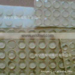 rubber shock pad