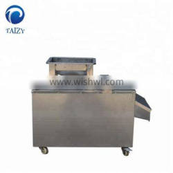 Taizy Industrial almond kernel slicing machine peanut almond cashew nut cutting machine almond nuts slicing machine