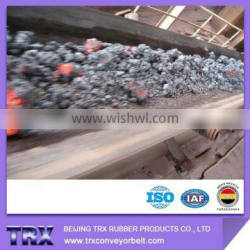 top quality heat resistant rubber conveyor belt china maded