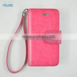 Hot unique mobile phone case for ZTE V988 with credit card slot