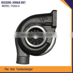 PC220-6 cars spare parts turbocharger for motorcycles
