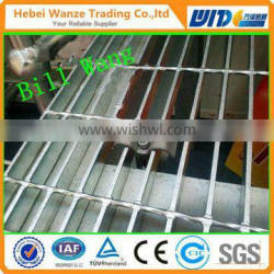 Customize Hot-dipped Galvanized steel grating
