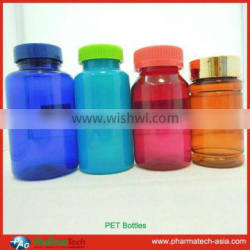 High quality PET bottle for capsule