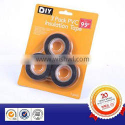BLACK electrical insulation tape