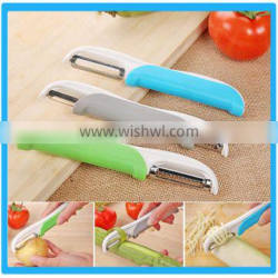 Double-sided Kitchen Gadgets Fruit Vegetable Peeler Cutter And Slicer