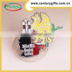 Kunshan custom high quality silver metal challenge coin, special shape, other designs and shapes are available