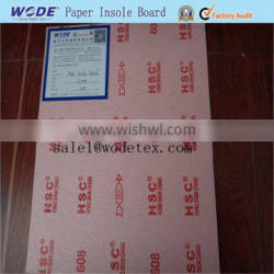 high quality insole paper board