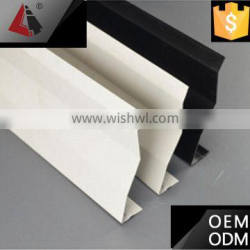China factory Aluminum windproof strip metal type of ceiling tiles