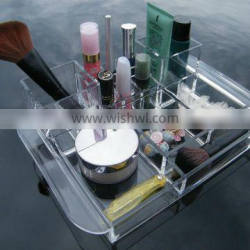 makeup brush displays
